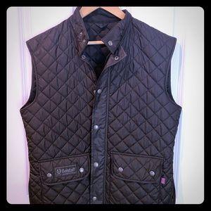 Belstaff Quilted Vest. Excellent condition.